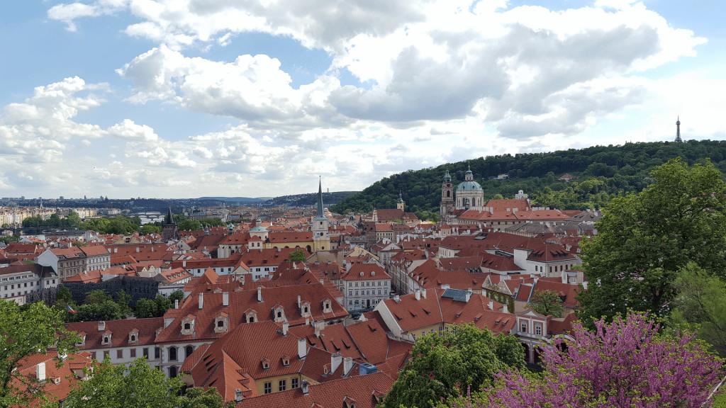 Die Altstadt in Prag