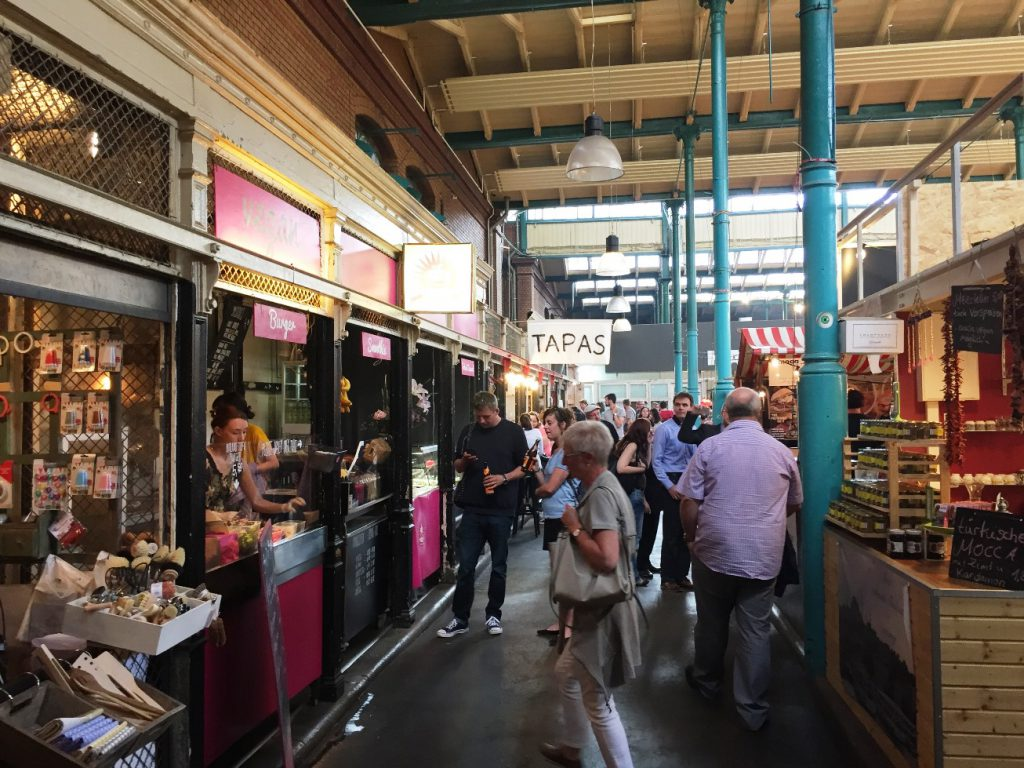 Street Food Thursday in der Markthalle Neun