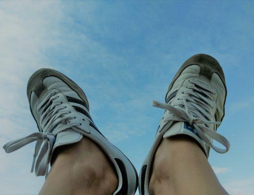 weiße adidas Samba