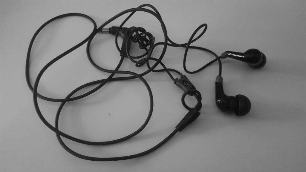 In Ear Kopfhörer von Sennheiser
