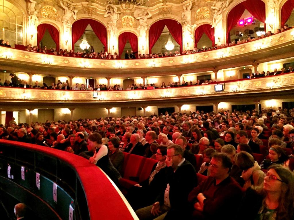 Komische Oper Saal
