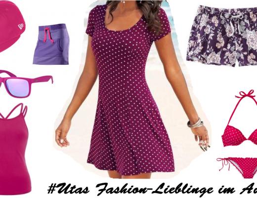 Utas Fashion-Lieblinge im August